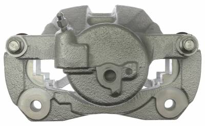 ACDelco - ACDelco Professional Front Driver Side Disc Brake Caliper Assembly without Pads (Friction Ready Non-Coated) 18FR2645