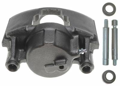 ACDelco - ACDelco Professional Front Driver Side Disc Brake Caliper Assembly without Pads (Friction Ready) 18FR742N