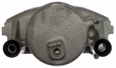 ACDelco - ACDelco Professional Front Driver Side Disc Brake Caliper Assembly without Pads (Friction Ready Coated) 18FR982C