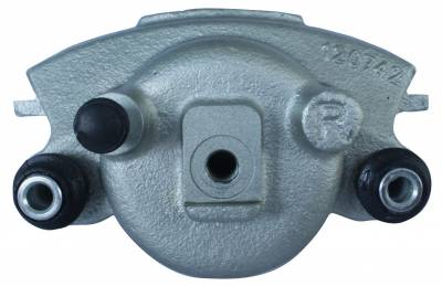 ACDelco - ACDelco Professional Front Passenger Side Disc Brake Caliper Assembly without Pads (Friction Ready) 18FR983N