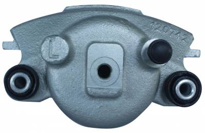 ACDelco - ACDelco Professional Front Driver Side Disc Brake Caliper Assembly without Pads (Friction Ready Coated) 18FR984C