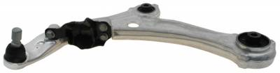 ACDelco - ACDelco Professional Front Driver Side Lower Suspension Control Arm and Ball Joint Assembly 45D10351