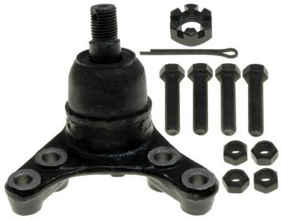 ACDelco - ACDelco Advantage Front Passenger Side Upper Suspension Ball Joint Assembly 46D0100A
