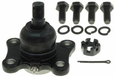 ACDelco - ACDelco Advantage Front Lower Suspension Ball Joint Assembly 46D2142A