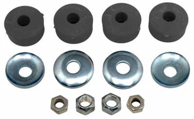 ACDelco - ACDelco Advantage Front Suspension Stabilizer Bar Link Kit with Hardware 46G0007A