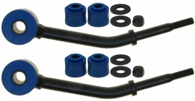 ACDelco - ACDelco Advantage Front Suspension Stabilizer Bar Link 46G0069A