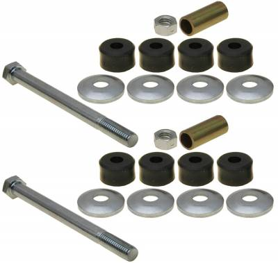 ACDelco - ACDelco Advantage Suspension Stabilizer Bar Link Kit 46G0191A