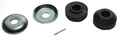 ACDelco - ACDelco Advantage Front Suspension Strut Mount Bushing Kit with Spacers 46G25047A
