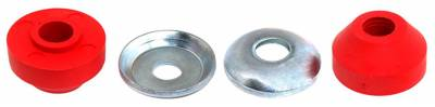 ACDelco - ACDelco Advantage Front Suspension Strut Mount Bushing Kit with Spacers 46G25049A