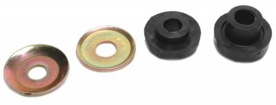 ACDelco - ACDelco Advantage Front Suspension Strut Mount Bushing Kit with Spacers 46G25052A