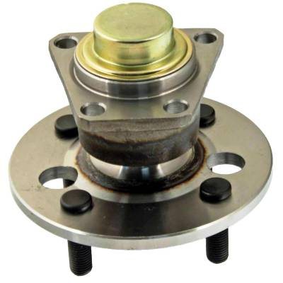ACDelco - ACDelco Advantage Rear Wheel Hub and Bearing Assembly with Wheel Studs 512000