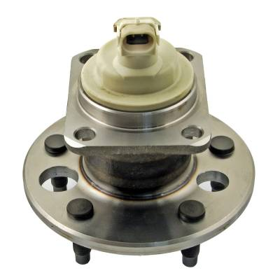 ACDelco - ACDelco Advantage Rear Wheel Hub and Bearing Assembly with Wheel Speed Sensor and Wheel Studs 512151