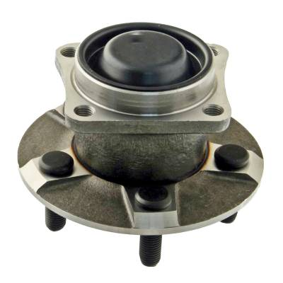 ACDelco - ACDelco Advantage Rear Wheel Hub and Bearing Assembly with Wheel Studs 512218