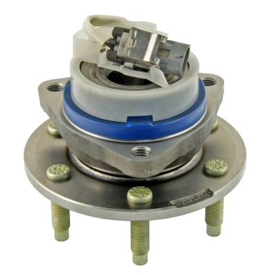 ACDelco - ACDelco Advantage Rear Wheel Hub and Bearing Assembly with Wheel Speed Sensor and Wheel Studs 512243