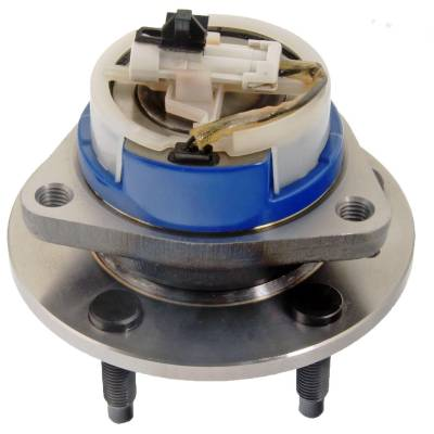ACDelco - ACDelco Advantage Wheel Hub and Bearing Assembly with Wheel Speed Sensor and Wheel Studs 512246