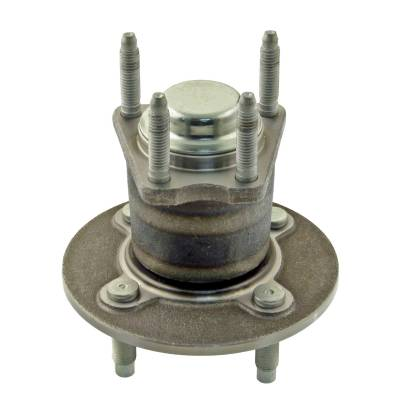 ACDelco - ACDelco Advantage Rear Wheel Hub and Bearing Assembly with Wheel Studs 512248