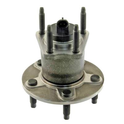 ACDelco - ACDelco Advantage Rear Wheel Hub and Bearing Assembly with Wheel Speed Sensor and Wheel Studs 512285