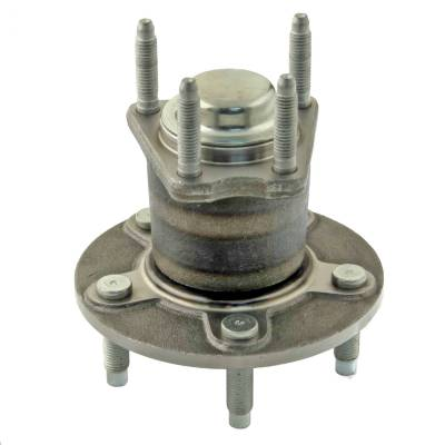 ACDelco - ACDelco Advantage Rear Wheel Hub and Bearing Assembly with Wheel Studs 512287