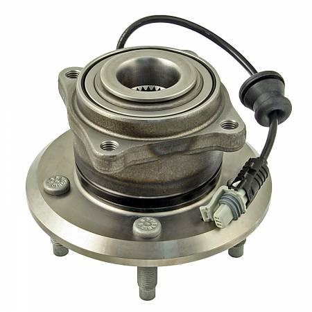 ACDelco - ACDelco Advantage Rear Wheel Hub and Bearing Assembly 512358