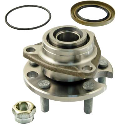 ACDelco - ACDelco Advantage Wheel Hub and Bearing Assembly with Wheel Studs 513011K