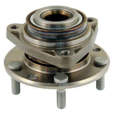 ACDelco - ACDelco Advantage Wheel Hub and Bearing Assembly with Wheel Studs 513013