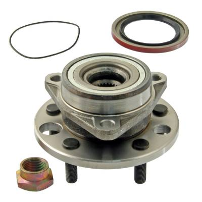 ACDelco - ACDelco Advantage Wheel Hub and Bearing Assembly with Wheel Studs 513016K