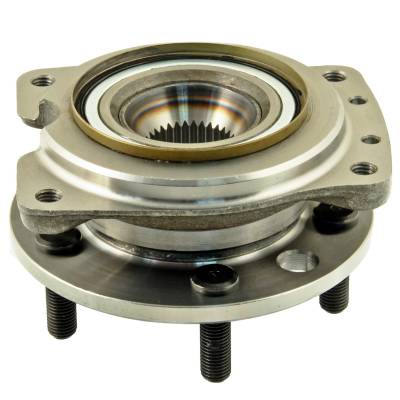 ACDelco - ACDelco Advantage Front Wheel Hub and Bearing Assembly with Wheel Studs 513044