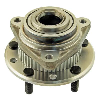 ACDelco - ACDelco Advantage Front Wheel Hub and Bearing Assembly with Wheel Studs 513061