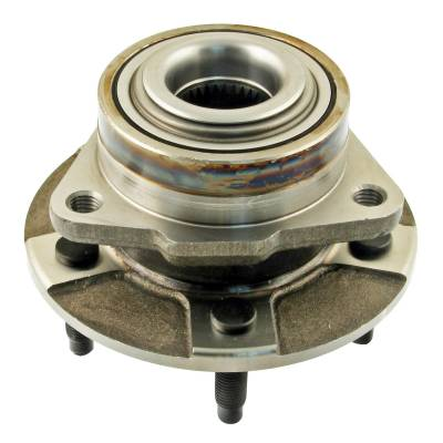 ACDelco - ACDelco Advantage Front Wheel Hub and Bearing Assembly with Wheel Studs 513190