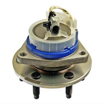 ACDelco - ACDelco Advantage Front Wheel Hub and Bearing Assembly with Wheel Speed Sensor and Wheel Studs 513197