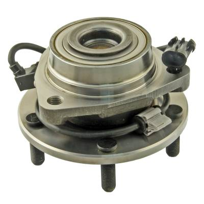 ACDelco - ACDelco Advantage Front Wheel Hub and Bearing Assembly with Wheel Speed Sensor and Wheel Studs 513200