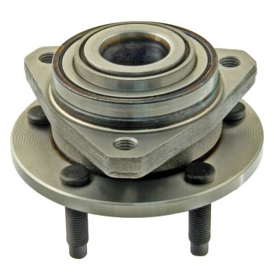 ACDelco - ACDelco Advantage Front Wheel Hub and Bearing Assembly with Wheel Studs 513215