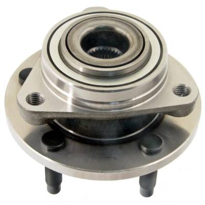 ACDelco - ACDelco Advantage Front Wheel Hub and Bearing Assembly 513237