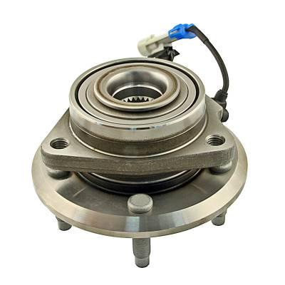ACDelco - ACDelco Advantage Rear Wheel Hub and Bearing Assembly 513276