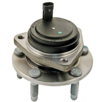 ACDelco - ACDelco Advantage Front Wheel Hub and Bearing Assembly 513280