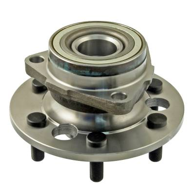 ACDelco - ACDelco Advantage Front Wheel Hub and Bearing Assembly with Wheel Studs 515001