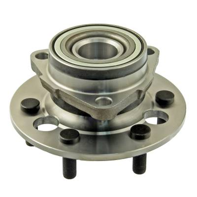 ACDelco - ACDelco Advantage Front Wheel Hub and Bearing Assembly with Wheel Studs 515002