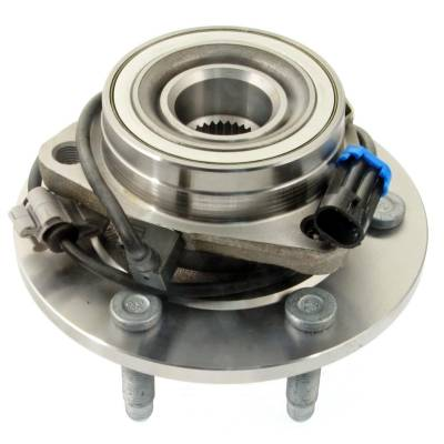 ACDelco - ACDelco Advantage Front Driver Side Wheel Hub and Bearing Assembly 515091