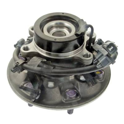 ACDelco - ACDelco Advantage Front Passenger Side Wheel Hub and Bearing Assembly 515107