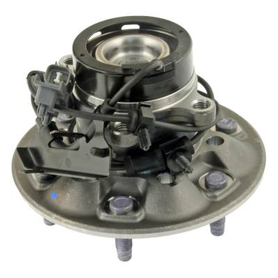 ACDelco - ACDelco Advantage Front Driver Side Wheel Hub and Bearing Assembly 515108