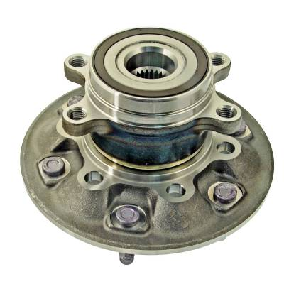 ACDelco - ACDelco Advantage Front Wheel Hub and Bearing Assembly 515121