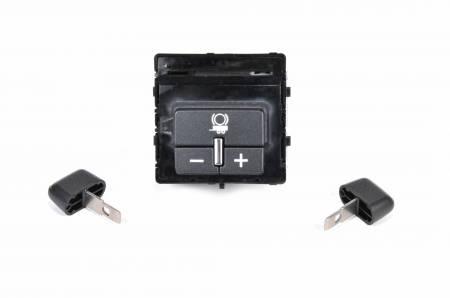 ACDelco - ACDelco GM Original Equipment Black Trailer Brake Control Switch Assembly 84108373