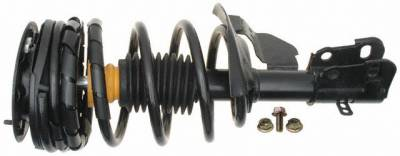 ACDelco - ACDelco Professional Ready Strut Premium Gas Charged Front Suspension Strut and Coil Spring Assembly 903-023RS