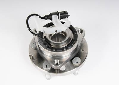 ACDelco - ACDelco GM Original Equipment Front Wheel Hub and Bearing Assembly with Wheel Speed Sensor and Wheel Studs FW280