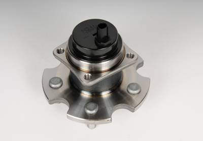 ACDelco - ACDelco GM Original Equipment Rear Wheel Hub and Bearing Assembly with Wheel Speed Sensor and Wheel Studs RW20-115