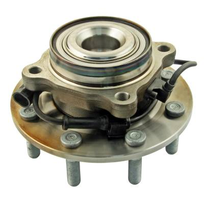ACDelco - ACDelco Advantage Front Wheel Hub and Bearing Assembly SP580311