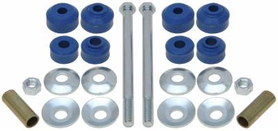 ACDelco - ACDelco Professional Rear Suspension Stabilizer Bar Link Kit 45G10035