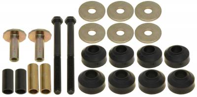 ACDelco - ACDelco Professional Suspension Stabilizer Bar Link Kit 45G2011