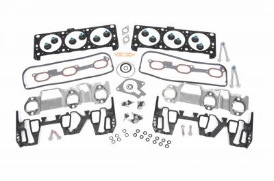 ACDelco - ACDelco GM Original Equipment Cylinder Head Gasket Kit with Gaskets, Seals, and Bolts HS003