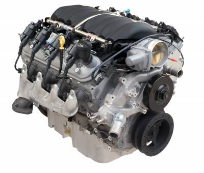 Chevrolet Performance - Chevrolet Performance 19370416 - LS3 6.2L Crate Engine - 430HP